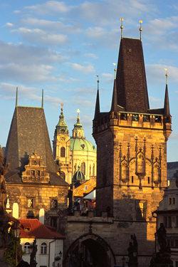 Prague by Daivd Taylor