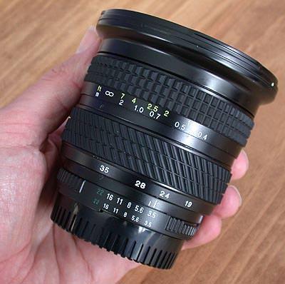 Tokina 19-35mm
