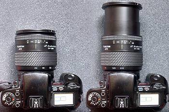 Sigma 17-35mm D Interchangeable