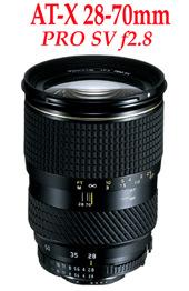 AT-X 28-70mm PRO SV f2.8 lens