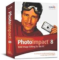 Ulead PhotoImpact 8