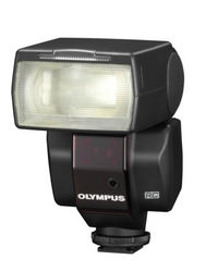 Olympus RC wireless flash