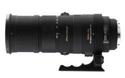 Sigma 150-500mm f/5-6.3 DG OS HSM