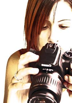 marissa, photographer, young