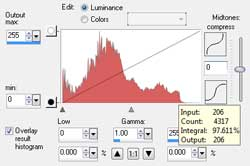 Histogram tutorial part 3