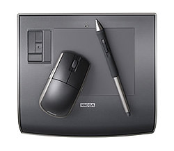 Wacom Intuos3 A6 Wide pen tablet