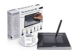 Wacom Volito2 pen tablet