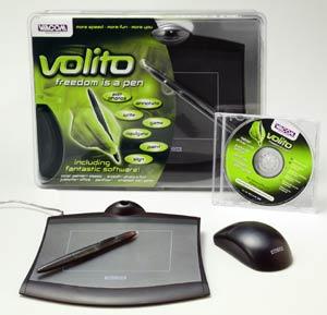 Wacom launch Volito graphics tablet