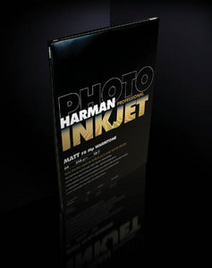 Harman Photo inkjet paper - Warmtone paper launched