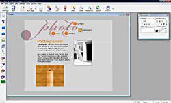 Coffee Cup Visual Site Designer