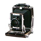 Who's who of large format cameras