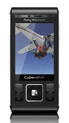 Sony Ericsson C905 Cyber-shot camera phone