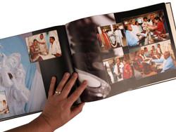 Inside a Bags of Love photobook