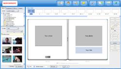 Bonusprint software screen print