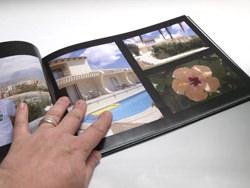 Inside a photobook by MyPhotobook