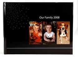 Cover of a Photobox photobook