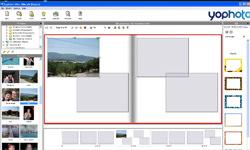 Yophoto Photobook software