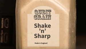 A First Look At Qubit Grain Shake'n'Sharp Photo Sharpening Powder