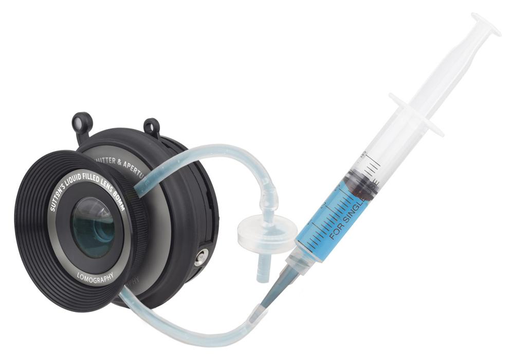 Liquid-Filled Lens