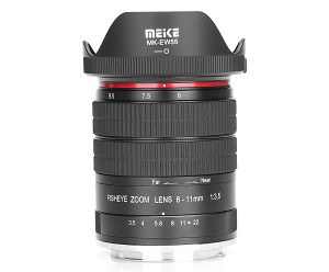 A Look At The Meike 6-11mm Fisheye Zoom Lens