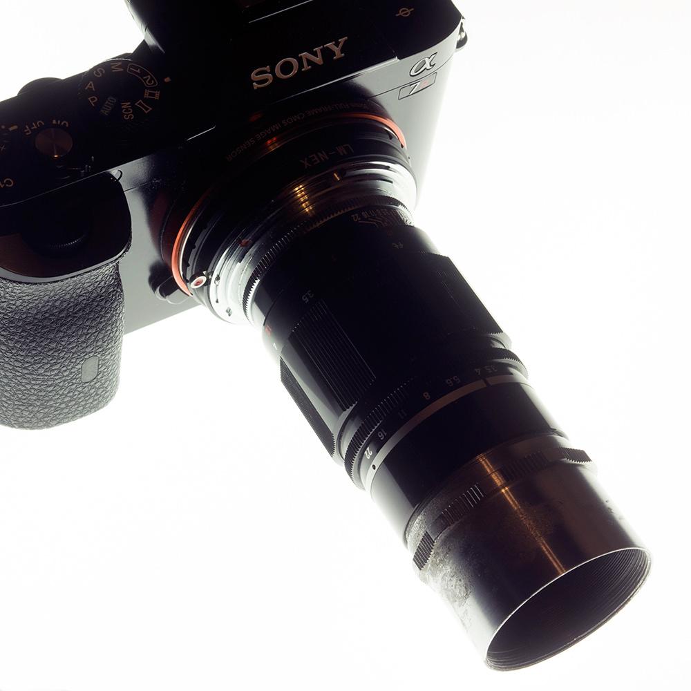 Canon 100mm f/3.5