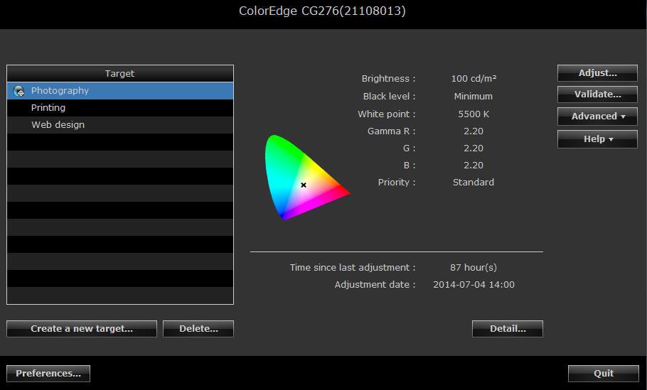 Color Navigator 6