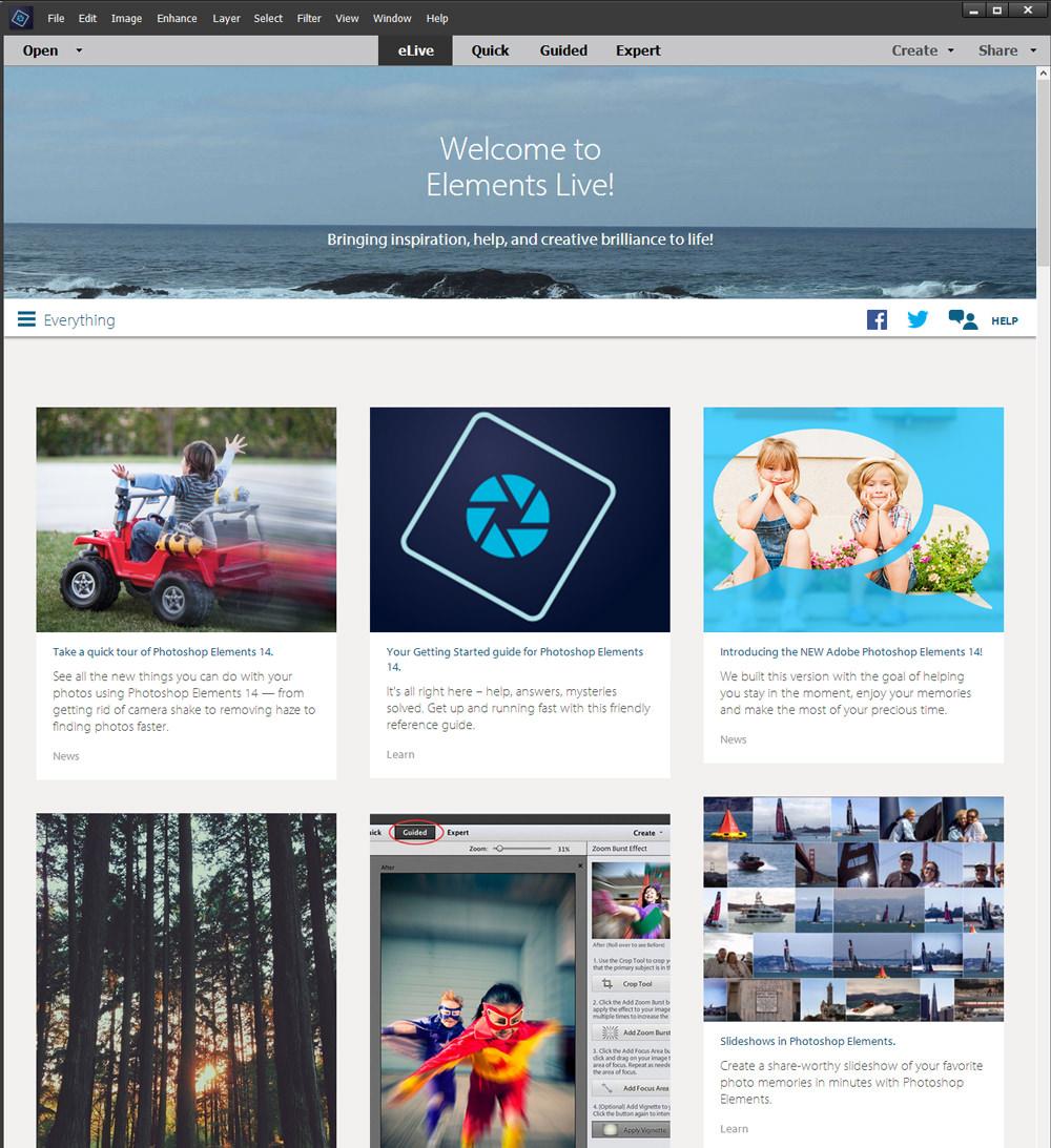 Adobe photoshop elements 14 review adobe photoshop elements 14 ease of use baditri Images
