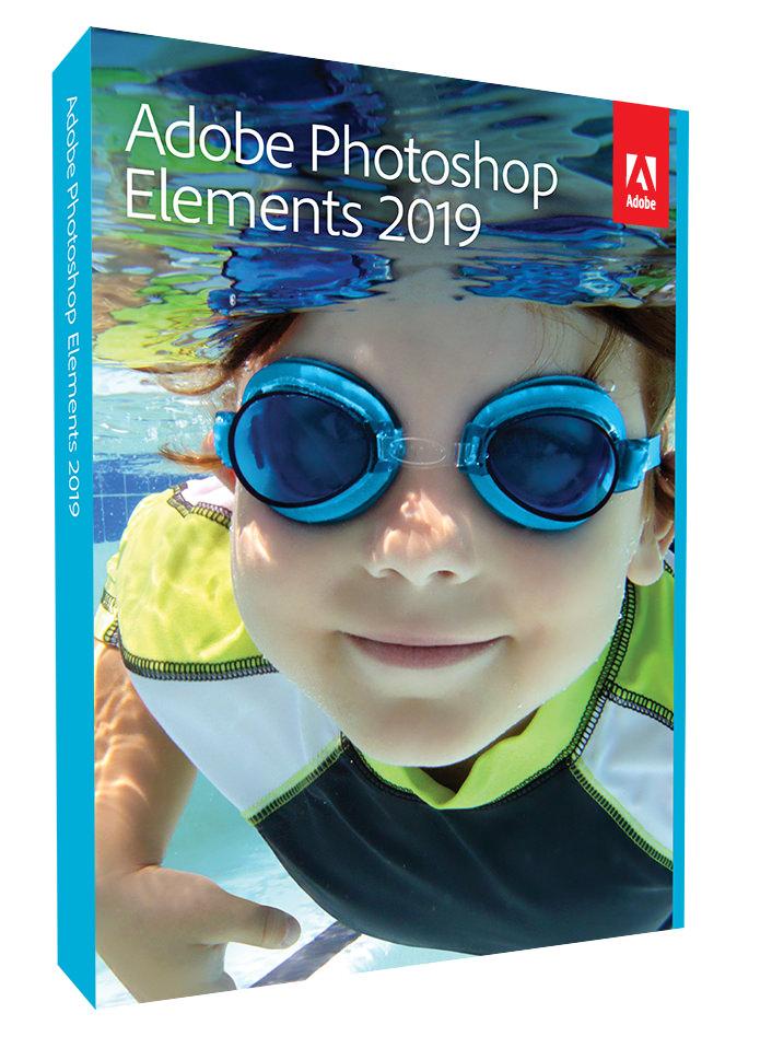 Photoshop Elements 2019