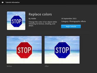 Adobe Photoshop Touch Screenshot 4