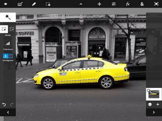 Adobe Photoshop Touch Screenshot 6
