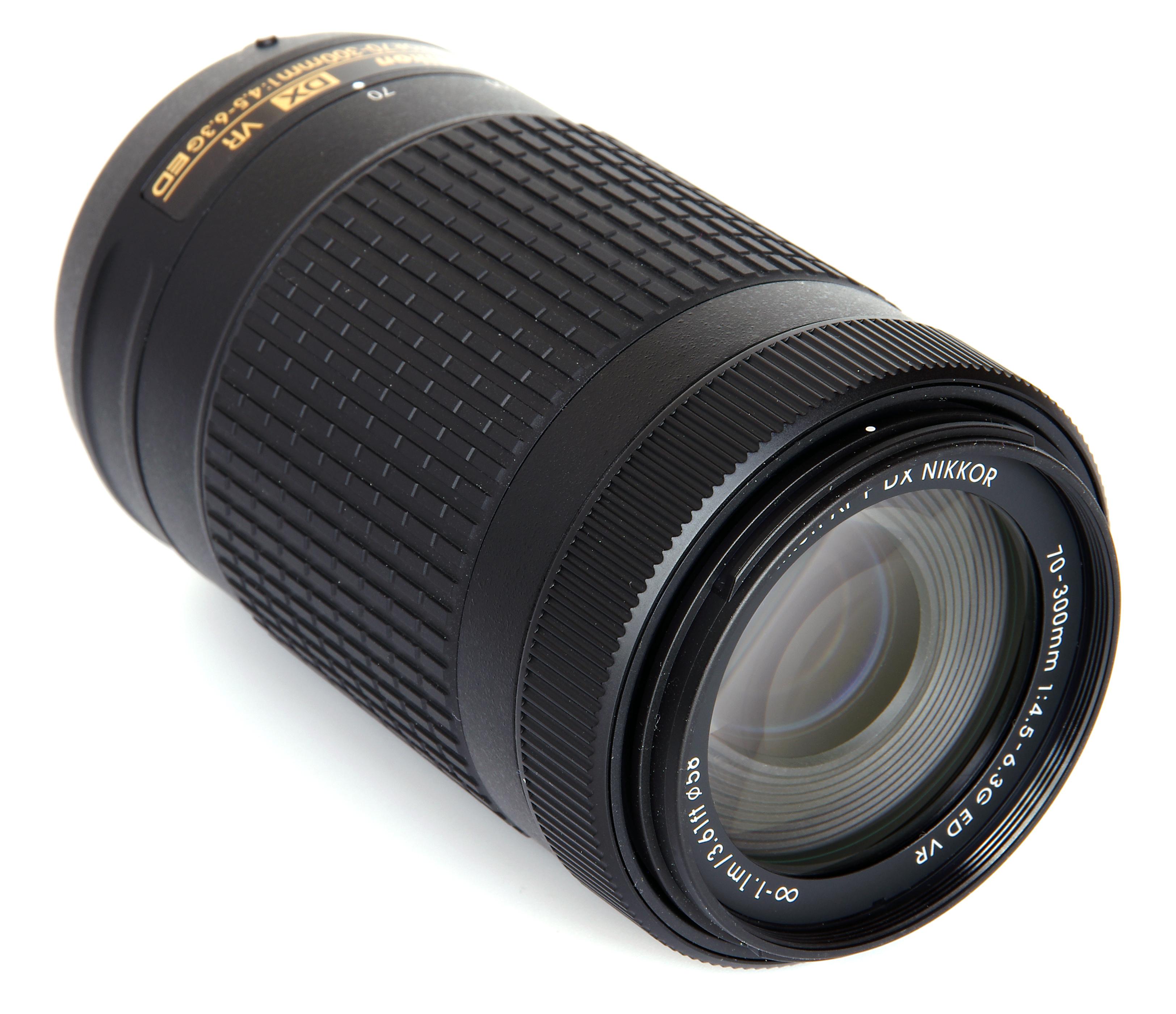 Nikon AF-P DX Nikkor 70-300mm f/4 5-6 3 G ED VR Review | ePHOTOzine