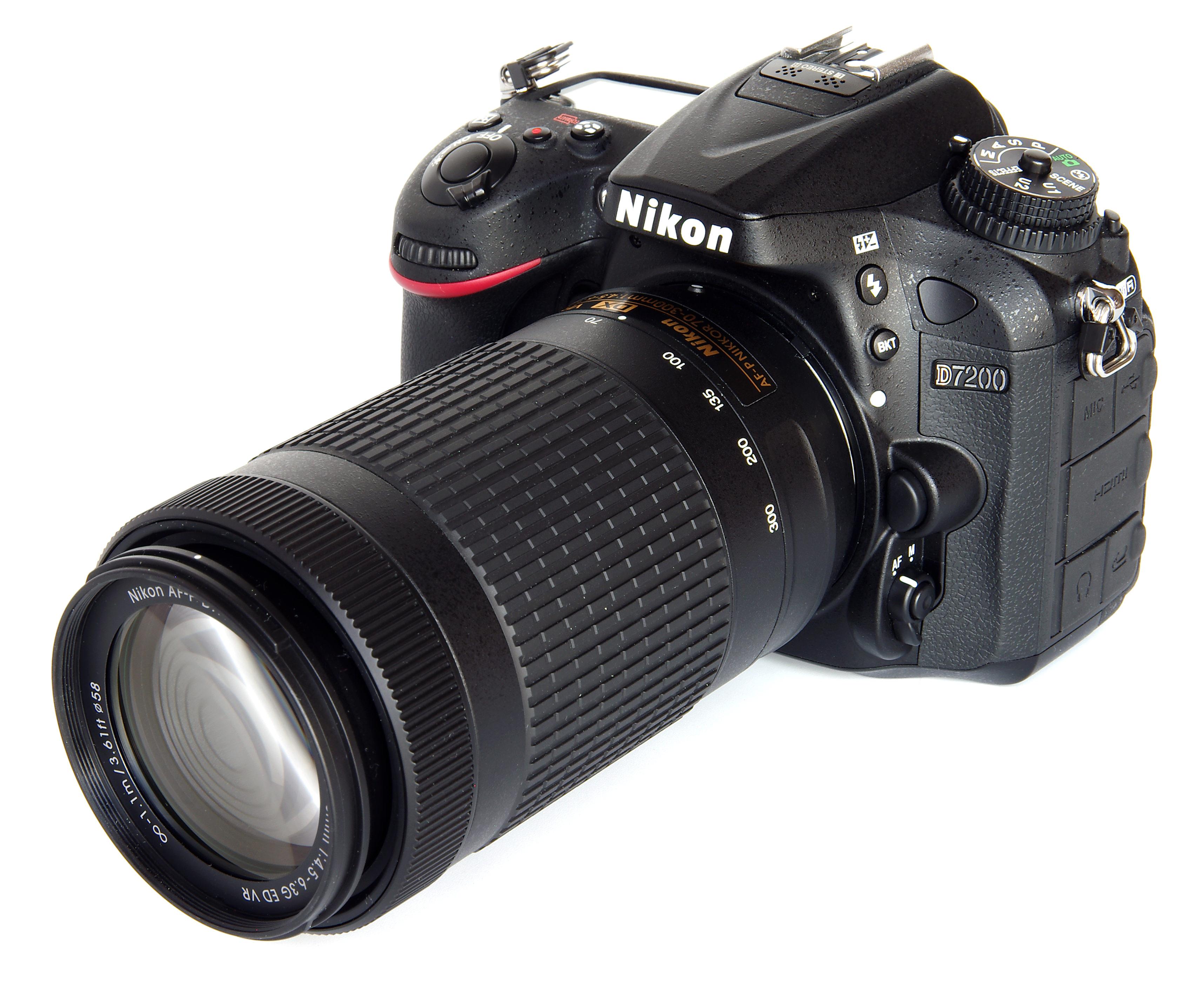 Nikon AF P DX Nikkor 70 300mm F 45 63 G ED VR Review