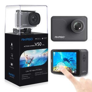 AKASO V50 Action Camera Adds To Growing Range