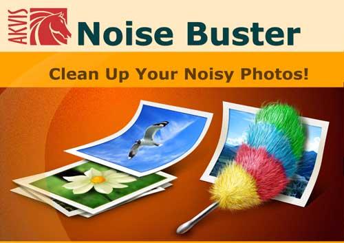 AKVIS Noise Buster 7.0