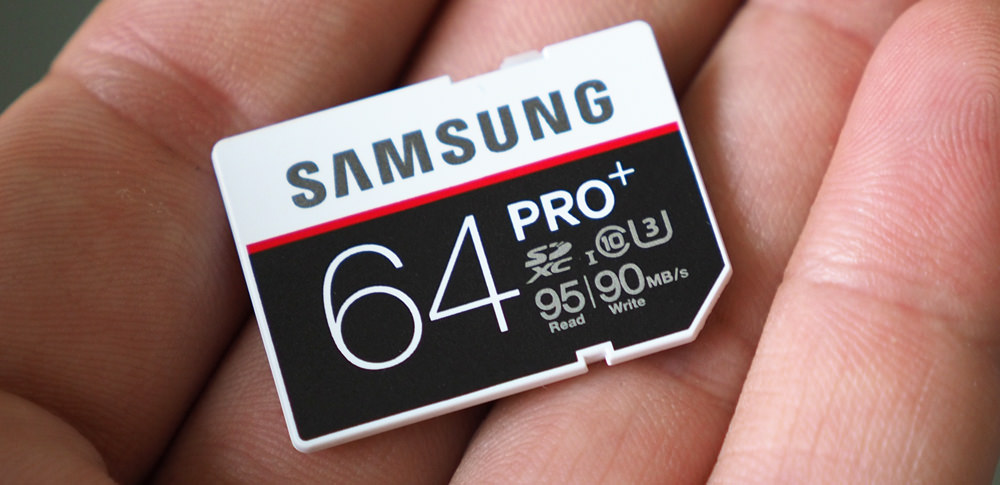 Samsung SD Memory Card