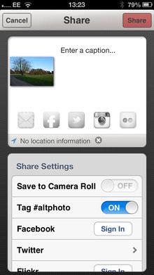 Alien Skin Software Alt Photo App Screenshot 4