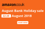 Amazon's August Bank Holiday Sale Deals
