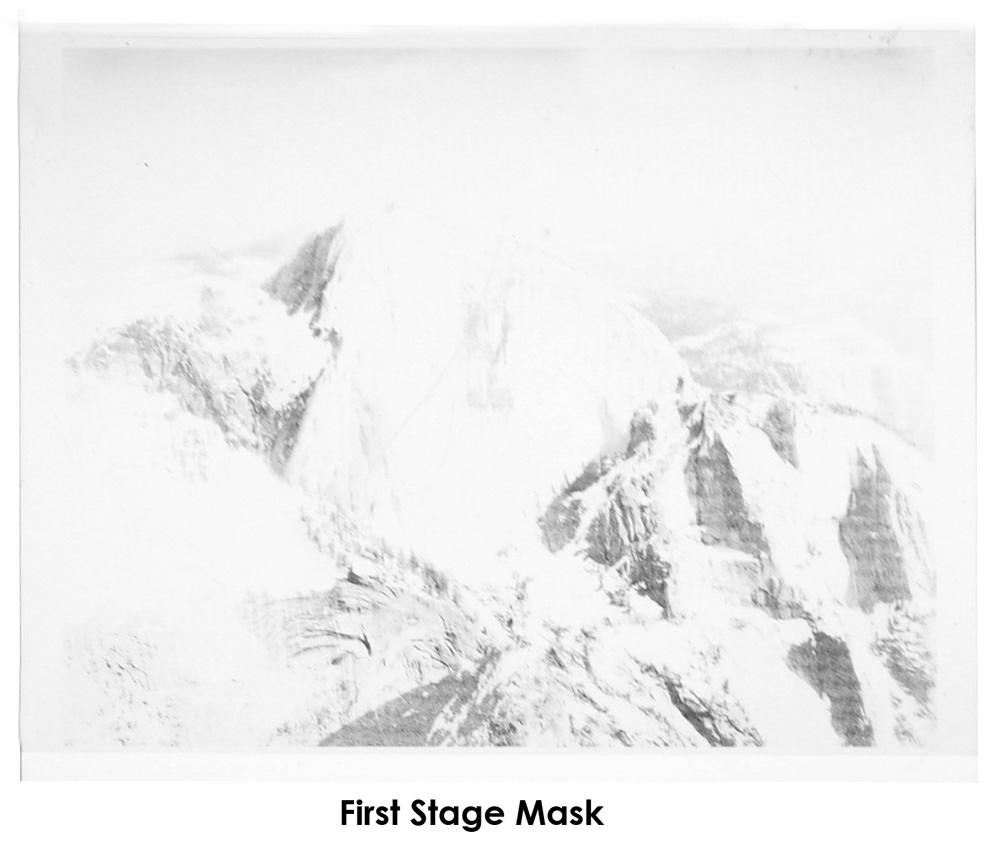 1st mask