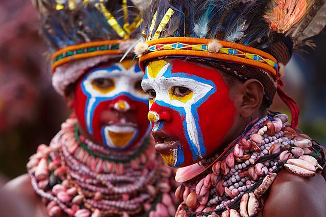 Boys tribe