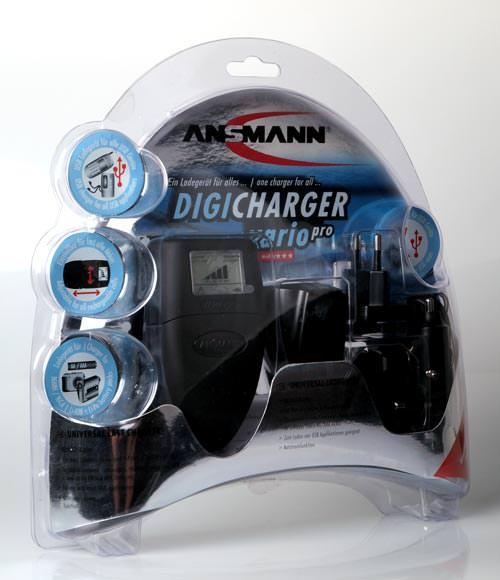 Ansmann DigiCharger Vario Pro main view