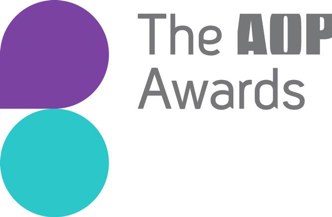 AOP awards logo