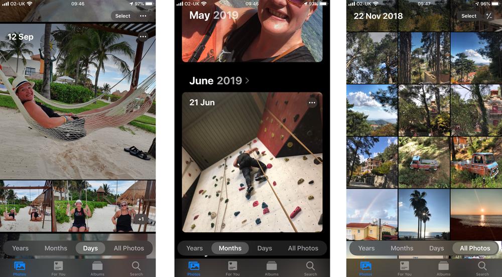 iPhone Photo App