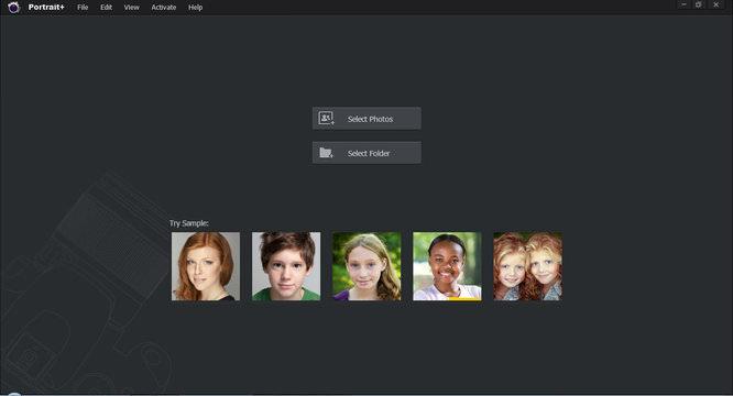 Arcsoft Portrait Plus Screenshot 1