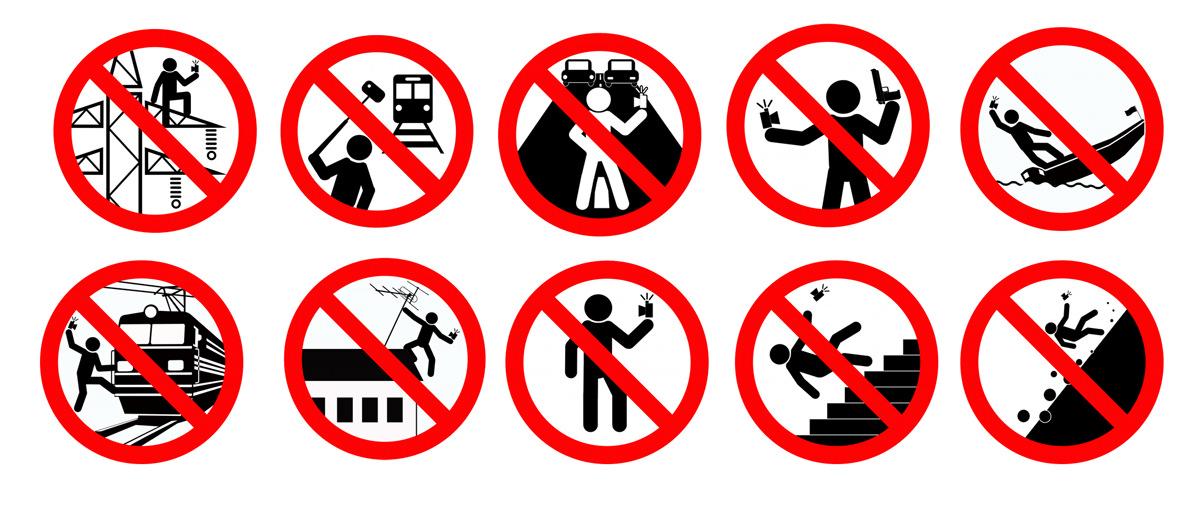 Safe Selfie Guidelines