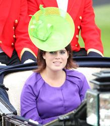 Royal Family at Ascot 2009
