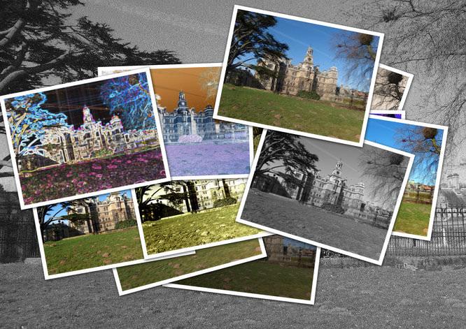 Ashampoo Photo Commander 11 Collage