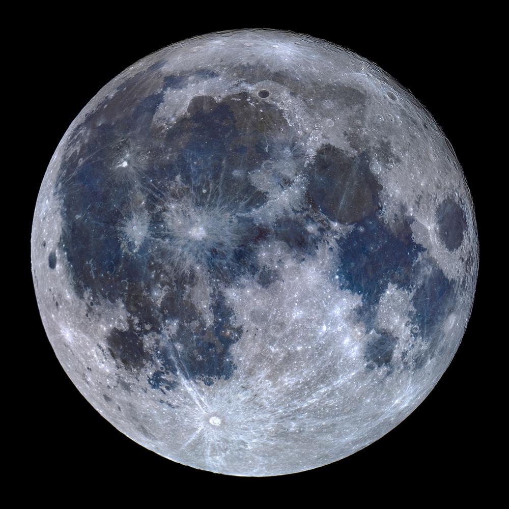 A Titanium Moon by Miguel Claro