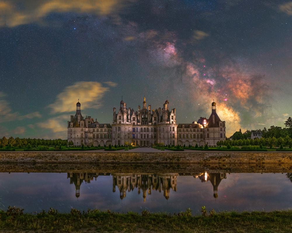 Chateau de Chambord - Benjamin Barakat