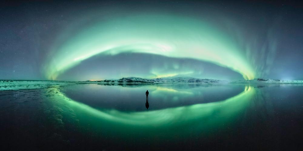 Iceland Vortex - Larryn Rae