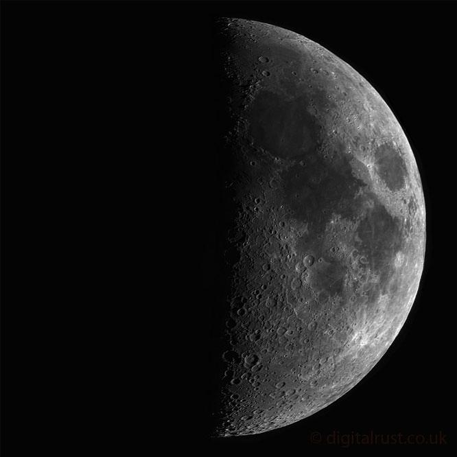 Lunar mosaic
